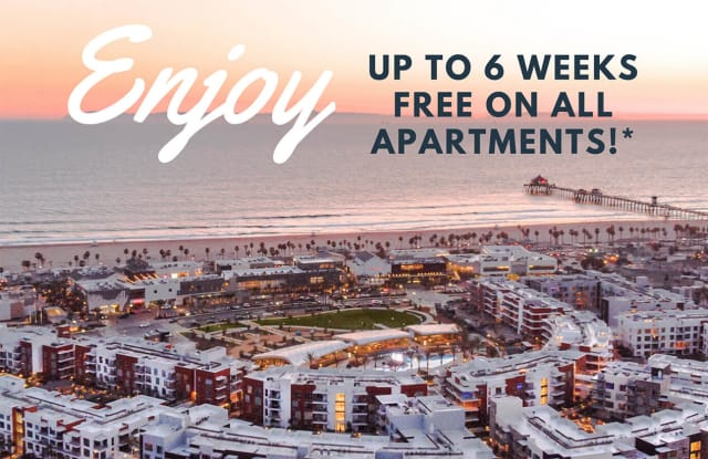 The Residences At Pacific City - 21040 Pacific City Cir. Suite 100, Huntington Beach, CA 92648