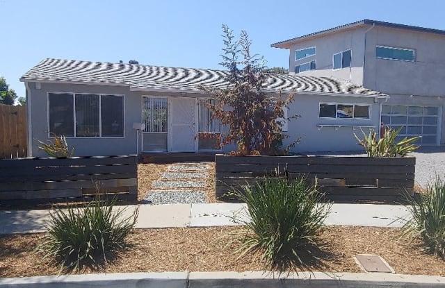 4516 Kickapoo Ct - 4516 Kickapoo Court, San Diego, CA 92117