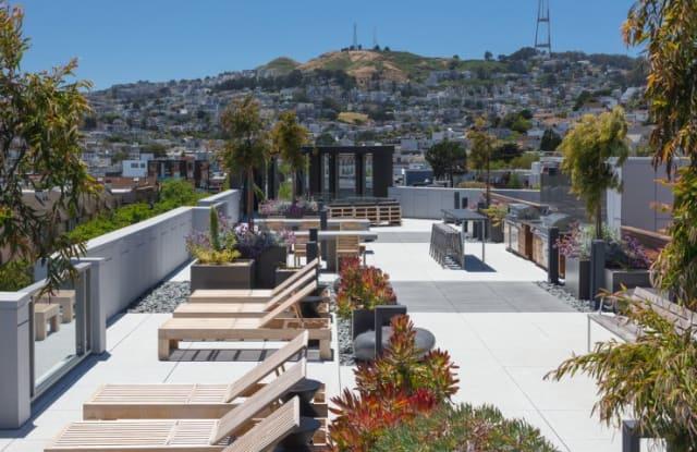 The Duboce Apartments - 2198 Market St, San Francisco, CA 94114