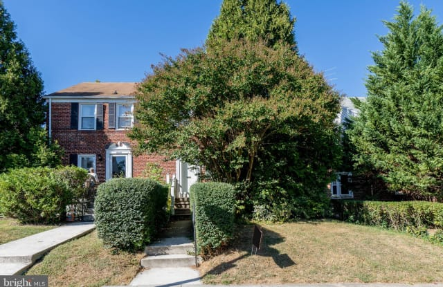 4806 NORWOOD ROAD - 4806 Norwood Road, Baltimore, MD 21212