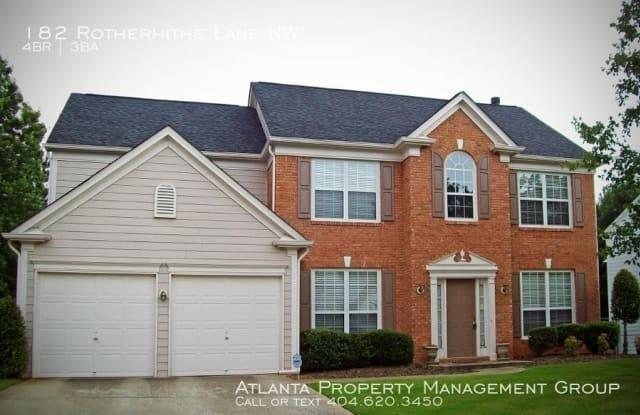 182 Rotherhithe Lane NW - 182 Rotherhithe Ln NW, Cobb County, GA 30066