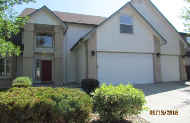4336 N Chatterton Ave - 4336 North Chatterton Avenue, Boise, ID 83713