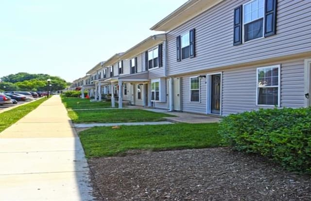 Whispering Woods Townhomes - 37 Alberge Ln, Middle River, MD 21220
