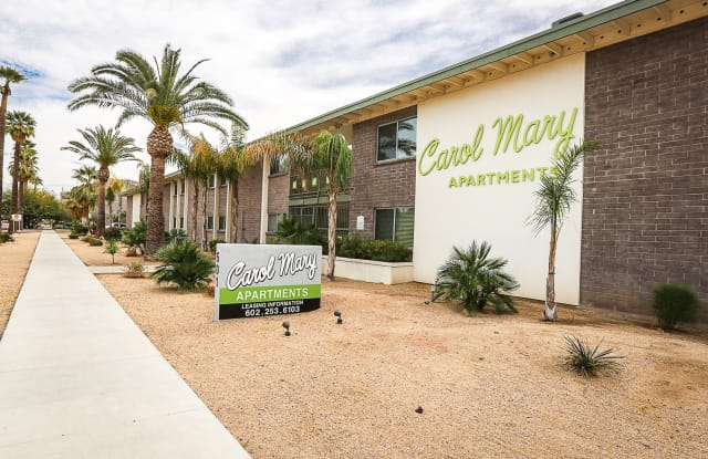 Carol Mary - 501 E Willetta St, Phoenix, AZ 85004