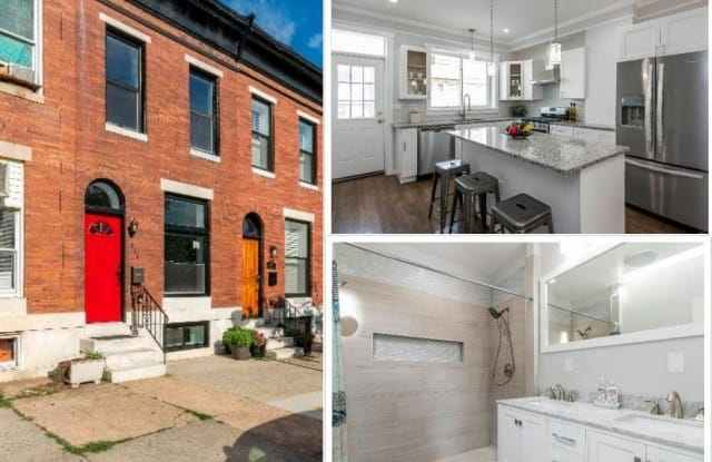 131 N LINWOOD AVE - 131 North Linwood Avenue, Baltimore, MD 21224