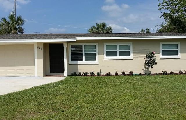 609 Fifth Street - 609 5th Street, Merritt Island, FL 32953