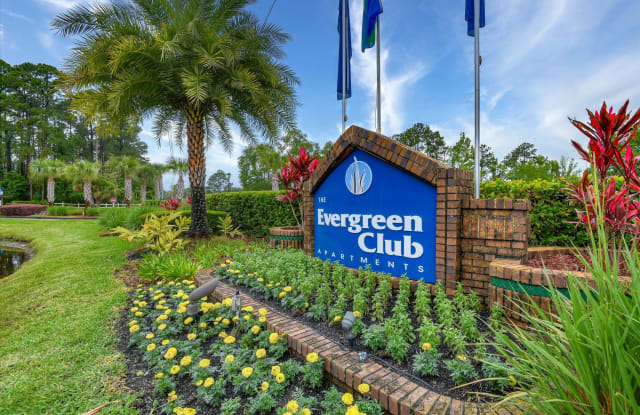 Evergreen Club - 9611 Southbrook Dr, Jacksonville, FL 32256