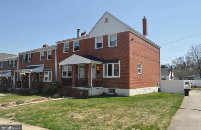 1207 BREWSTER STREET - 1207 Brewster Street, Arbutus, MD 21227