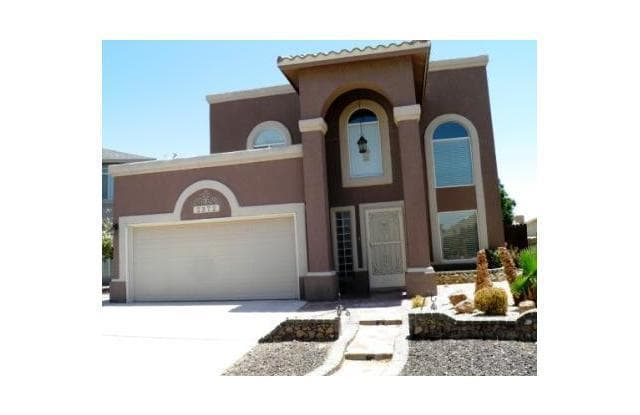 2372 Joshua Louis Drive - 2372 Joshua Louis Drive, El Paso, TX 79938