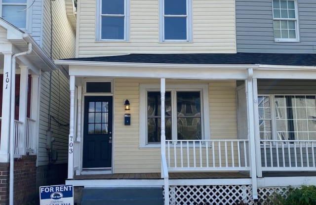 703 Catherine Street - 703 West Catherine Street, Richmond, VA 23220