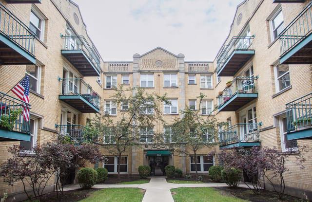 Dakin Court - 910 W Dakin St, Chicago, IL 60613