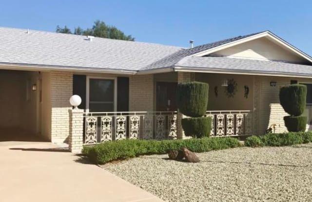 13864 N TAN TARA Drive - 13864 North Tan Tara Drive, Sun City, AZ 85351
