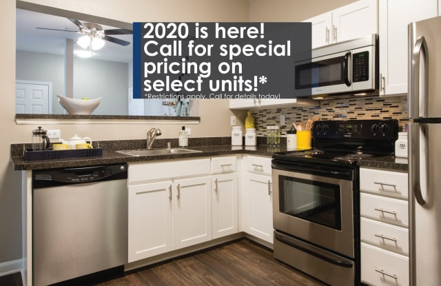 Red Run Apartments - 4300 Flint Hill Dr, Owings Mills, MD 21117