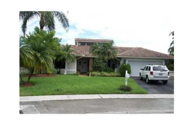 1440 NW 101st Ter - 1440 Northwest 101st Terrace, Plantation, FL 33322