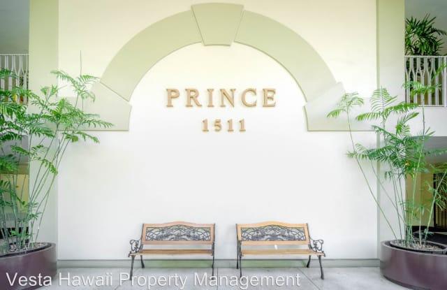 1511 Nuuanu Ave. #166 APT 930 - 1511 Nuuanu Avenue, Honolulu, HI 96817