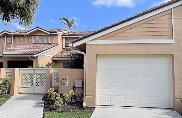 503 Prestwick Circle - 503 Prestwick Circle, Palm Beach Gardens, FL 33418