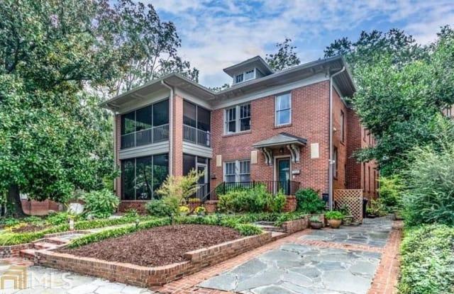 1355 N. Highland Avenue - 1355 N Highland Ave NE, Atlanta, GA 30306