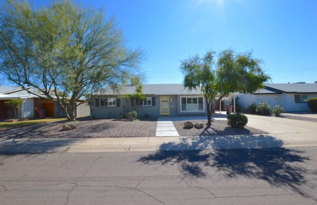 8607 East Cambridge Avenue - 8607 East Cambridge Avenue, Scottsdale, AZ 85257