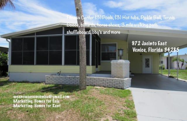 972 Jacinto East - 972 Jacinto Avenue East, Venice, FL 34285