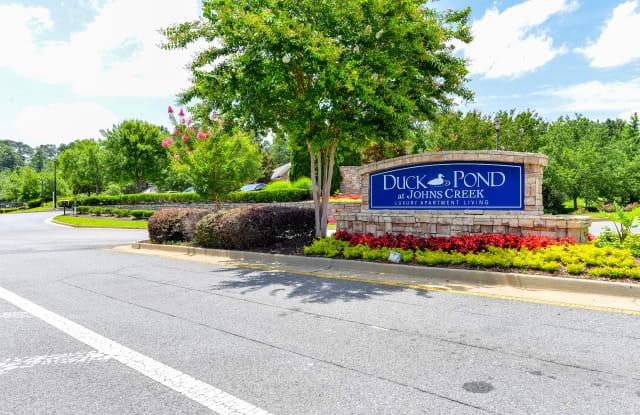 Duck Pond At Johns Creek - 10840 State Bridge Rd, Johns Creek, GA 30022