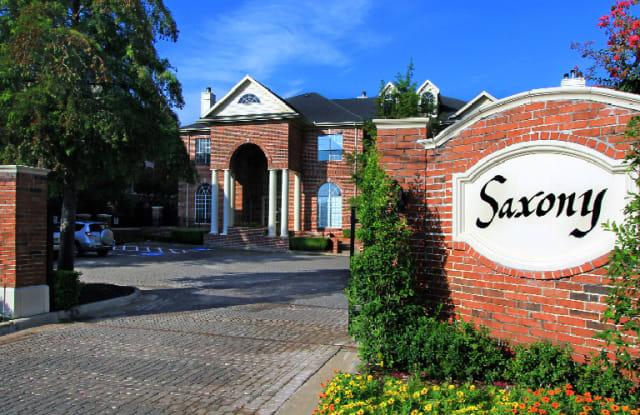 The Saxony Apartments - 14601 Montfort Dr, Dallas, TX 75254