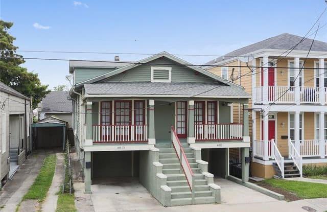 4811 LAUREL Street - 4811 Laurel Street, New Orleans, LA 70115