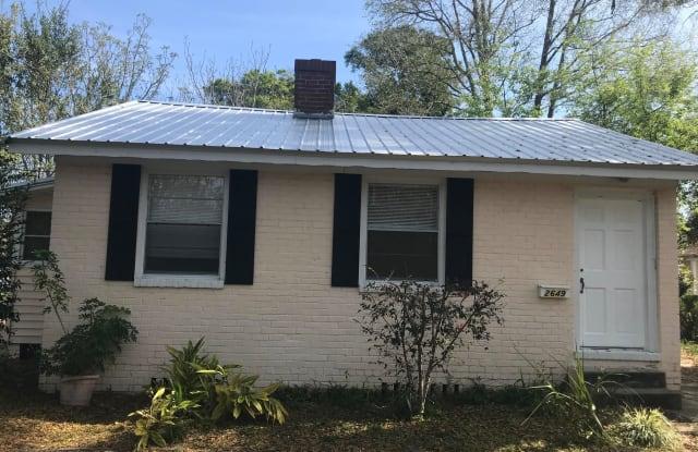 2649 LAKE SHORE BLVD - 2649 Lake Shore Boulevard, Jacksonville, FL 32210
