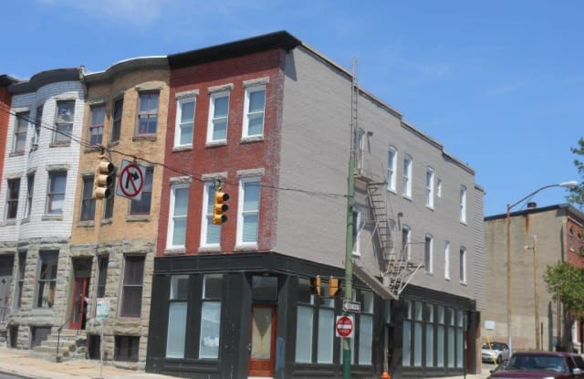 218 E CHASE STREET - 218 East Chase Street, Baltimore, MD 21202