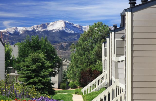 Glen at Briargate - 1510 Chapel Hills Dr, Colorado Springs, CO 80920