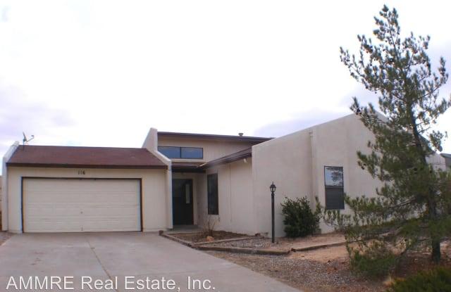 116 Arizona Sunset - 116 Arizona Sunset Road Northeast, Rio Rancho, NM 87124