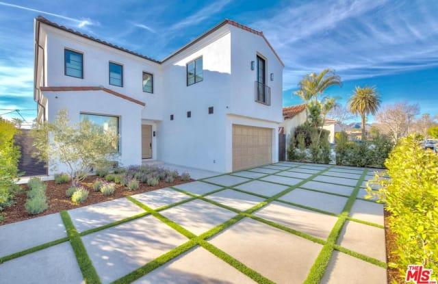 449 North FULLER Avenue - 449 North Fuller Avenue, Los Angeles, CA 90036