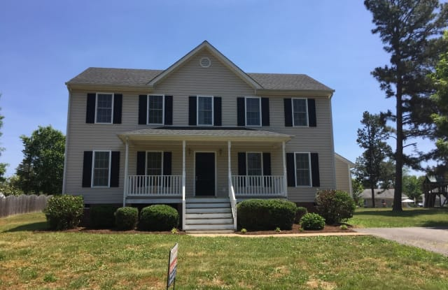 3535 Pease Road - 3535 Pease Road, Chesterfield County, VA 23112