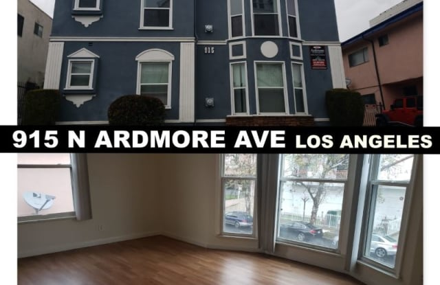 915 S Ardmore Ave 2 - 915 South Ardmore Avenue, Los Angeles, CA 90006