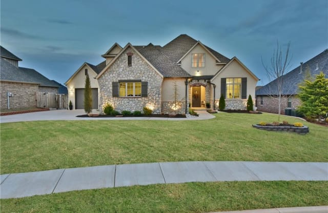 525 Newport Bridge Drive - 525 Newport Bridge Dr, Edmond, OK 73034