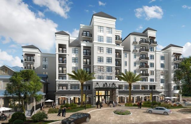 Altis Grand Central - 504 W Grand Central Ave, Tampa, FL 33606