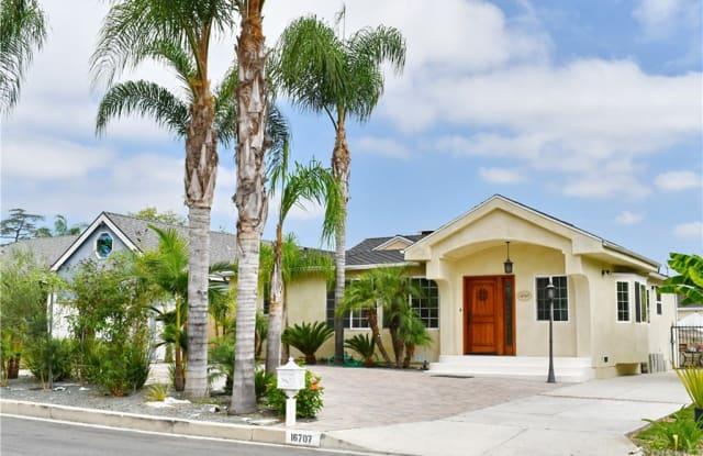 16707 Moorpark - 16707 Moorpark Street, Los Angeles, CA 91436