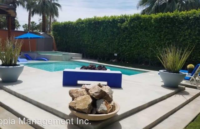 981 N Rose Ave - 981 North Rose Avenue, Palm Springs, CA 92262