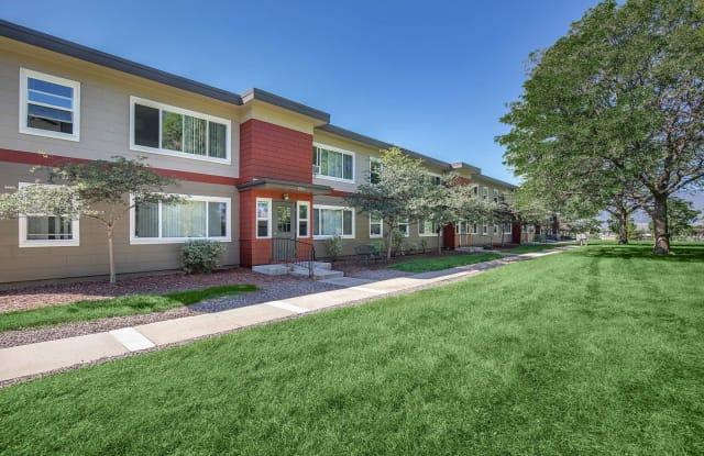 The Centre Apartments - 1921 E Van Buren St, Colorado Springs, CO 80909