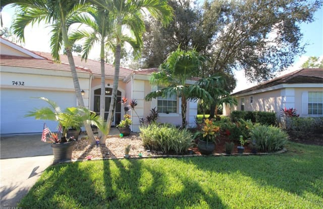 7432 Berkshire Pines DR - 7432 Berkshire Pines Drive, Collier County, FL 34104