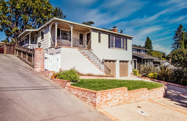 2404 Buena Vista AVE - 2404 Buena Vista Avenue, Belmont, CA 94002