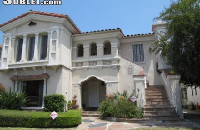 8609 West Olympic Blvd. - 8609 West Olympic Boulevard, Los Angeles, CA 90035