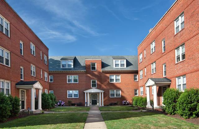 Kensington Place - 3500 Kensington Ave, Richmond, VA 23221