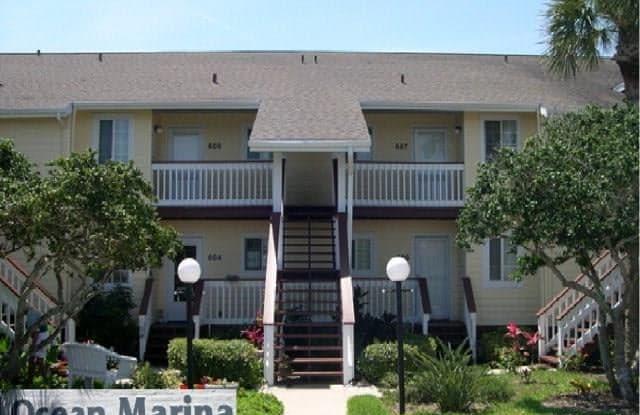 608 Ocean Marina Drive - 608 Ocean Marina Drive, Flagler Beach, FL 32136