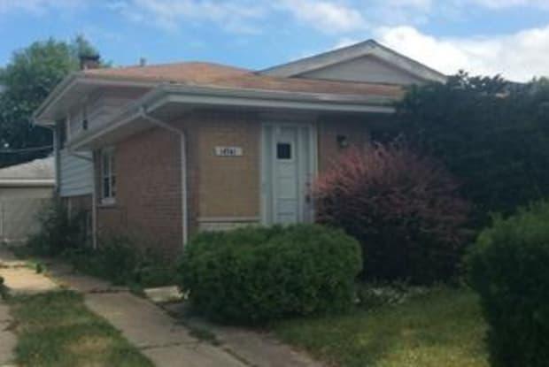 14341 COTTAGE GROVE AVE - 14341 Cottage Grove Avenue, Dolton, IL 60419