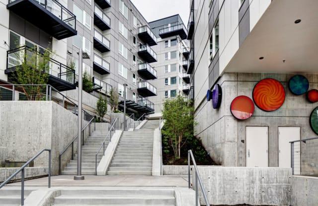 Sparc Apartments - 1227 124th Ave NE, Bellevue, WA 98005