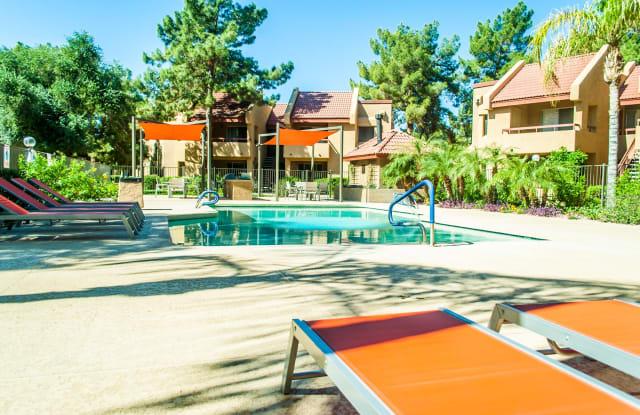 Country Villa Apartments - 950 N Gilbert Rd, Gilbert, AZ 85233