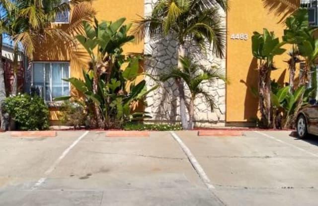 4483 Winona Ave - 4483 Winona Avenue, San Diego, CA 92115