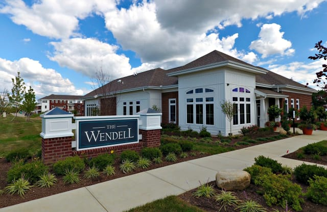 The Wendell - 4761 Riggins Road, Dublin, OH 43016