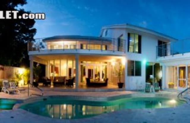 1400 South Biscane Point Road - 1400 S Biscayne Point Rd, Miami Beach, FL 33141
