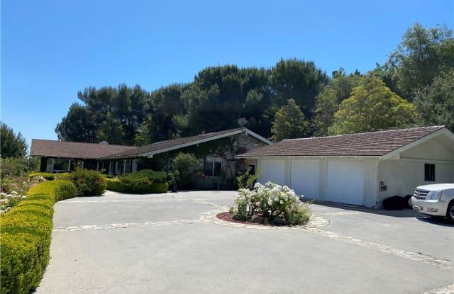 1 Chestnut Lane - 1 Chestnut Lane, Rolling Hills, CA 90274